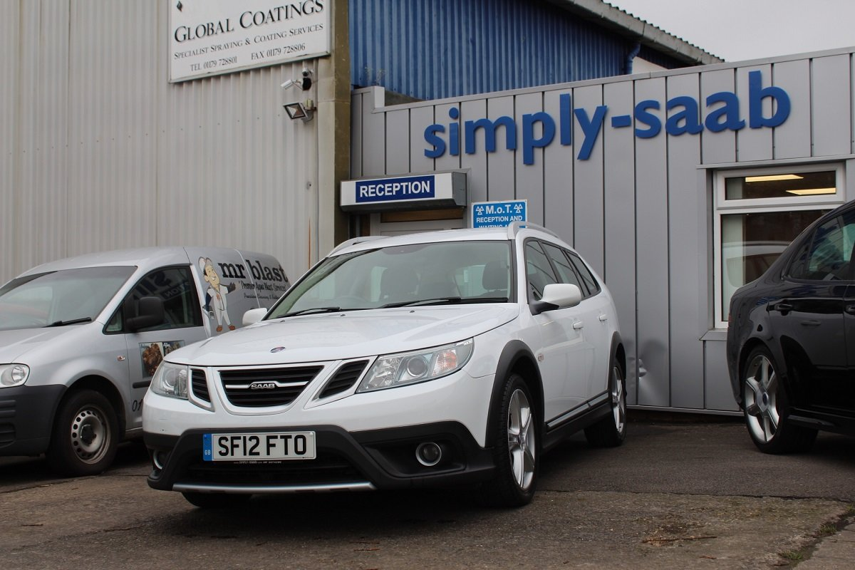 2012 Super 9-3X Griffin TTID4 Sportswagon  SOLD (picture 3 of 6)