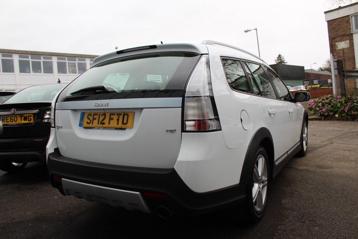 2012 Super 9-3X Griffin TTID4 Sportswagon  SOLD (picture 4 of 6)