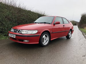 1999 Saab 9-3 2.0 HOT Aero Coupe (auto)