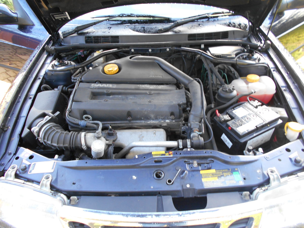 2002 Saab 9-3 SE Turbo 16000 Miles For Sale (picture 5 of 6)