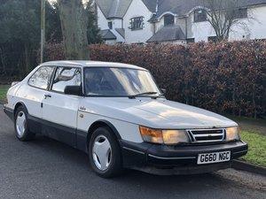 1989 Saab 900 Turbo 16v For Sale