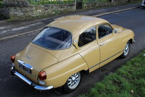 SAAB 96 V4 1973 for auction 26-06-20