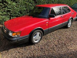 1992 Saab 900 16V Turbo Aero