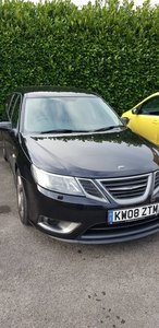 2008 Saab 93 Turbo X estate 340 BHP Just serviced