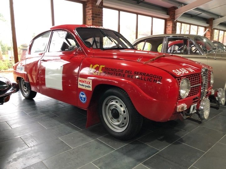 1971 Saab Historic Rally Car  For Sale (picture 6 of 6)