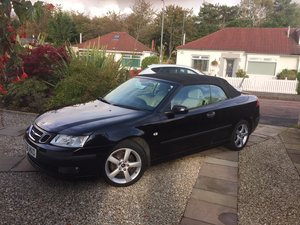 2006 Saab 93 convertible vector 33,401 ultra-low-miles
