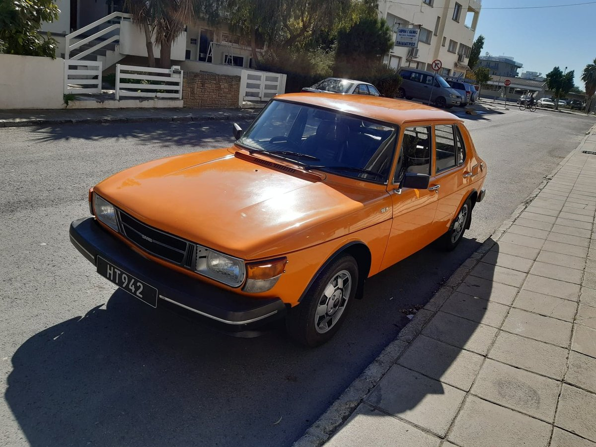 1975 SAAB 99L  For Sale (picture 1 of 6)