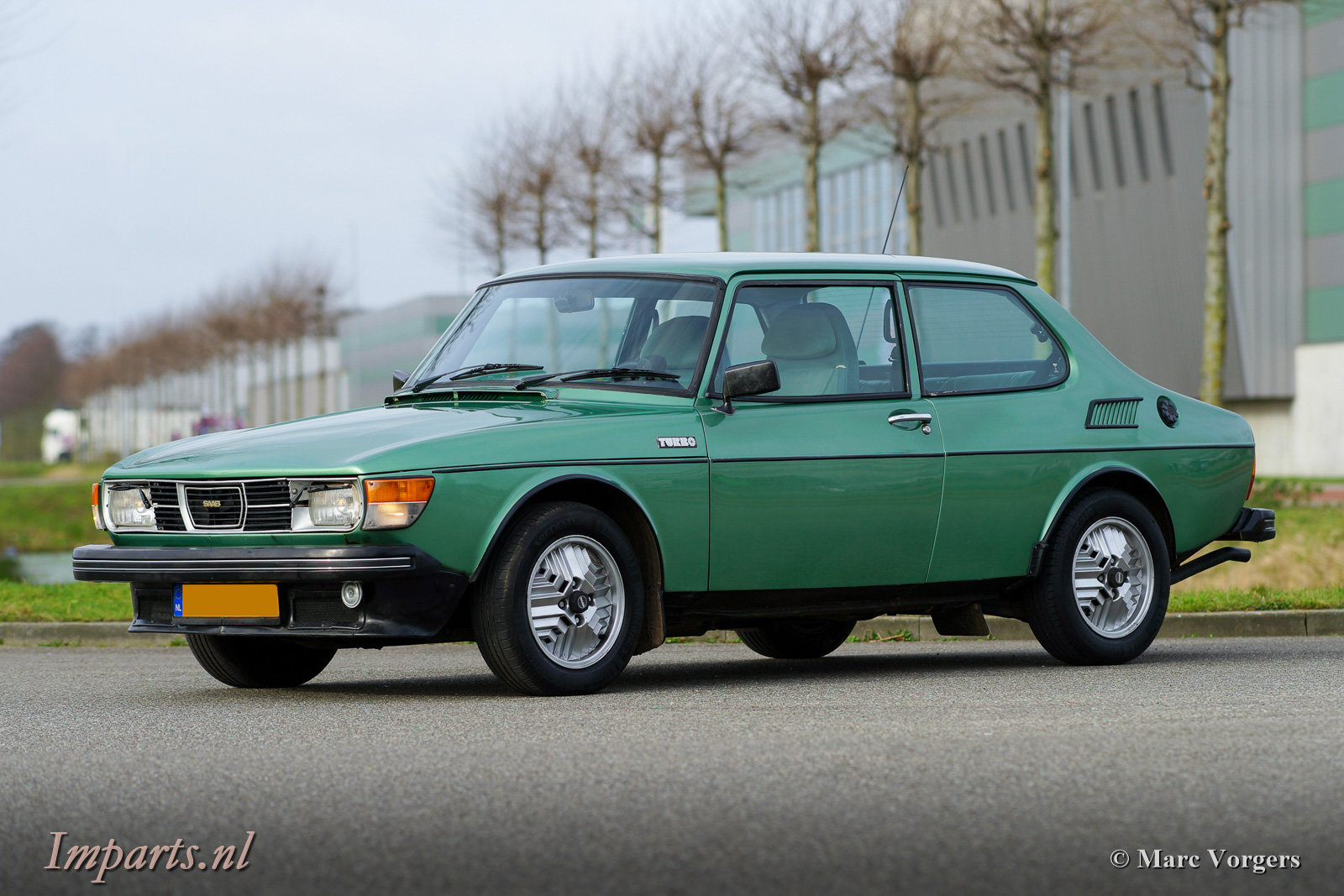 1979 Unique Saab 99 TURBO (LHD) For Sale (picture 1 of 6)
