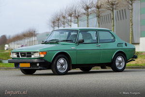 1979 Unique Saab 99 TURBO (LHD) For Sale