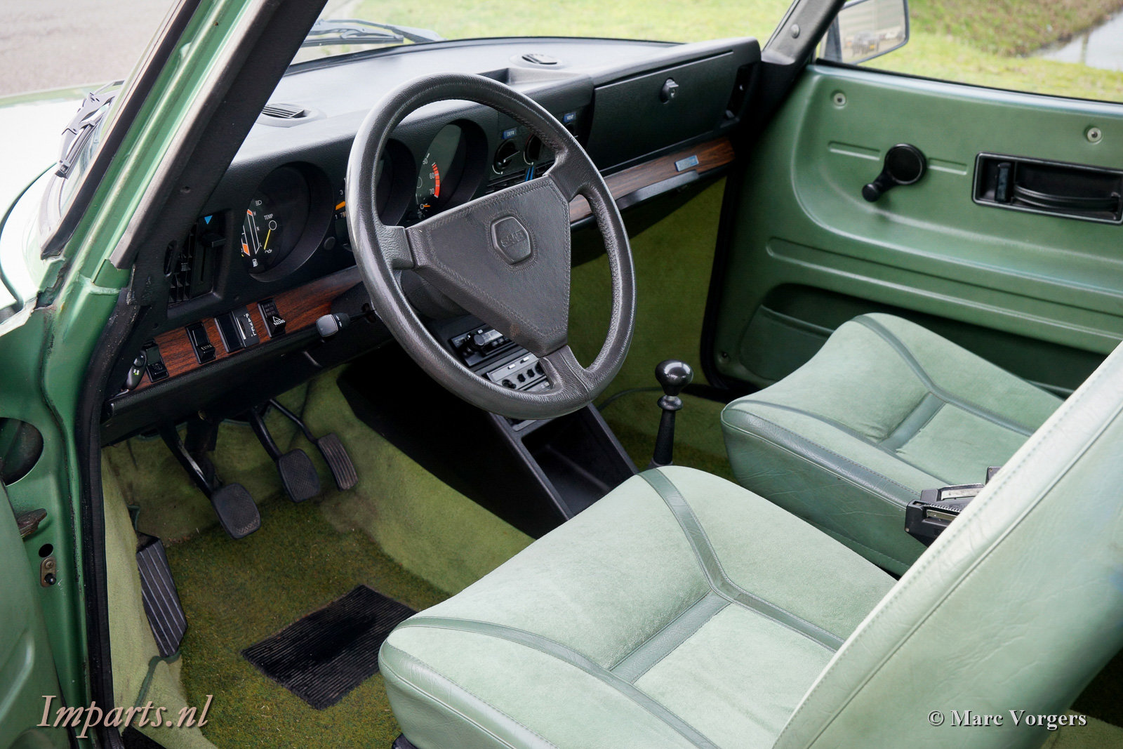 1979 Unique Saab 99 TURBO (LHD) For Sale (picture 2 of 6)