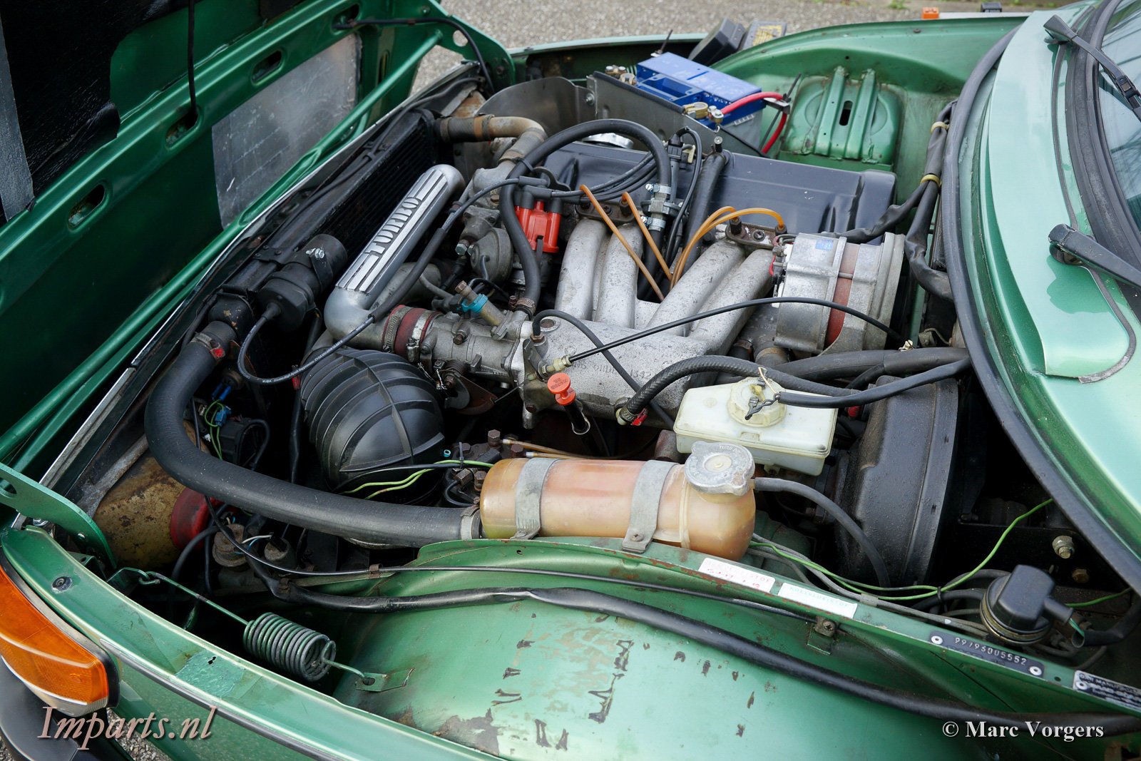 1979 Unique Saab 99 TURBO (LHD) For Sale (picture 4 of 6)