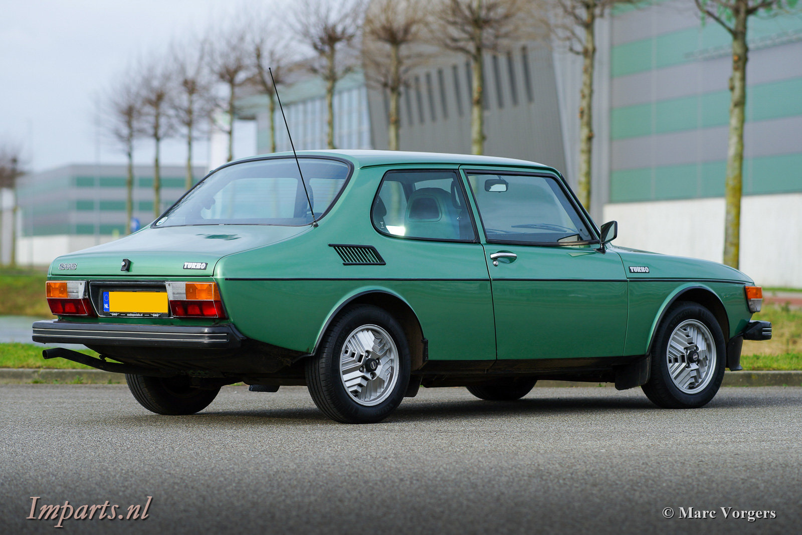1979 Unique Saab 99 TURBO (LHD) For Sale (picture 5 of 6)