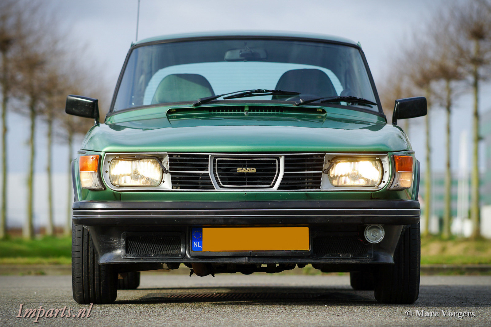 1979 Unique Saab 99 TURBO (LHD) For Sale (picture 6 of 6)