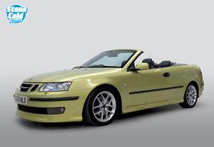 2005 Saab 9-3 2.0 Aero Convertible auto