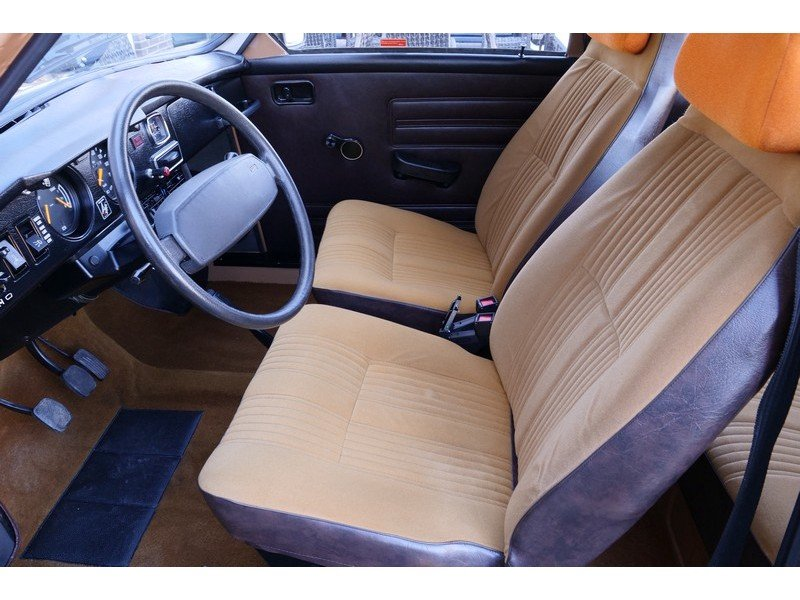 1977 Saab 96 GL V4 in a superb original condition, 80% first pain For Sale (picture 5 of 6)