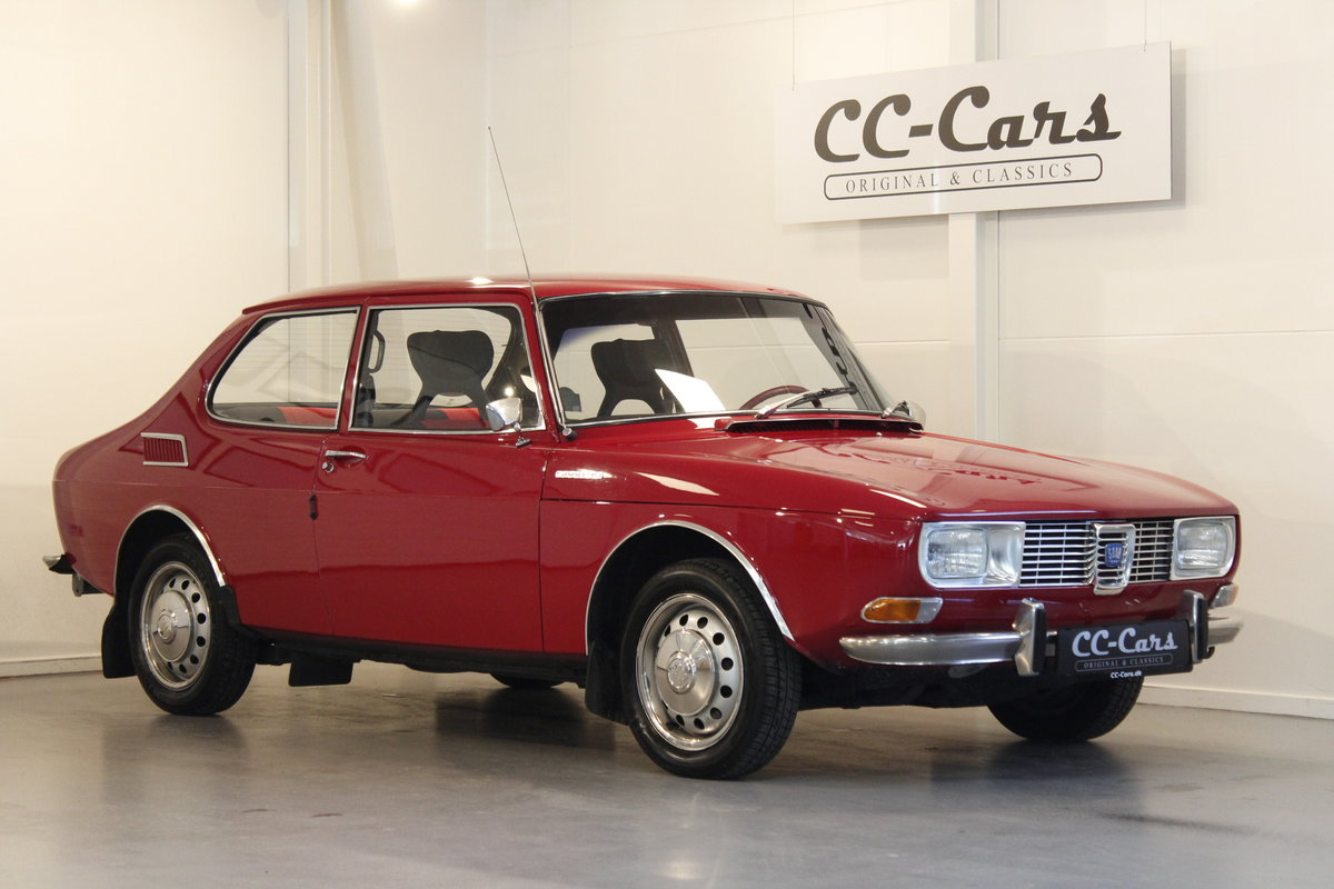 1969 Saab 99  For Sale (picture 1 of 6)