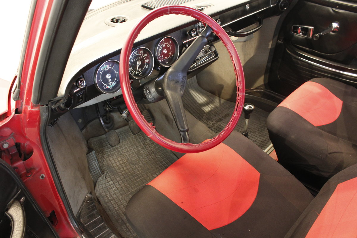1969 Saab 99  For Sale (picture 4 of 6)