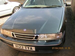 1997 Saab 9000 cse hatch.