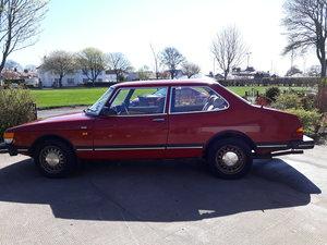 1986 One-Owner Saab 900