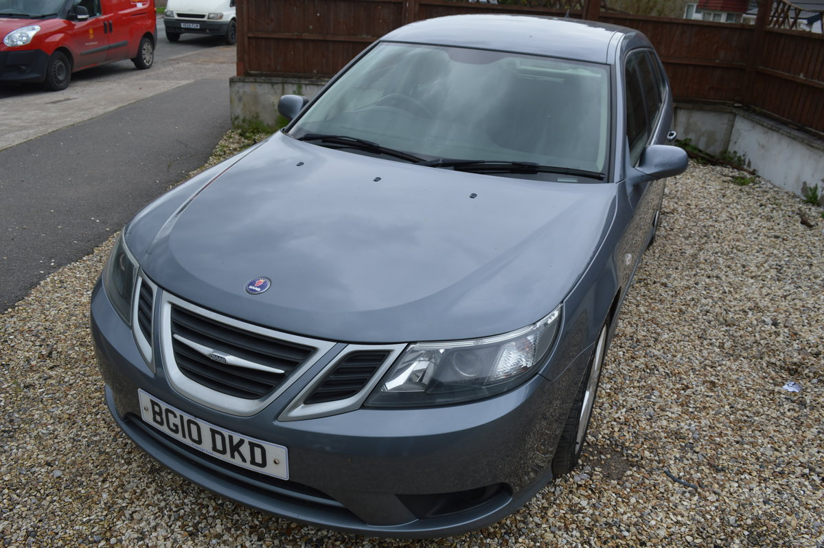 2010 Saab 9-3 1.9 TiD Turbo Edition SportWagon 5dr MANUAL For Sale (picture 5 of 6)