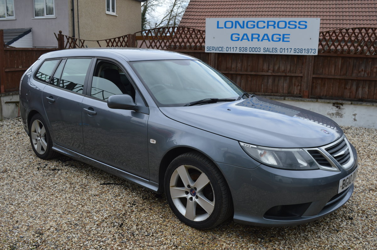 2010 Saab 9-3 1.9 TiD Turbo Edition SportWagon 5dr MANUAL For Sale (picture 6 of 6)
