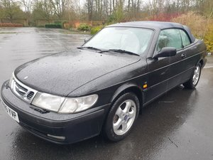 1998 Saab 93 SE For Sale by Auction