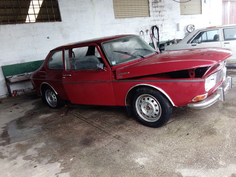 1971 SAAB 99 For Sale (picture 6 of 6)
