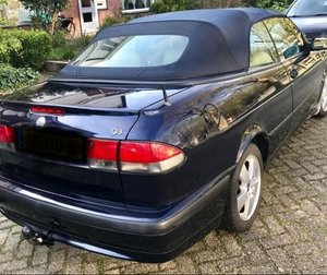 Saab 9-3   Cabriolet  , Low Mileage