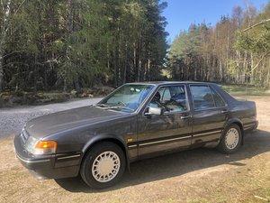 1989 Saab 9000 2.0 CD 4dr Saloon in original con