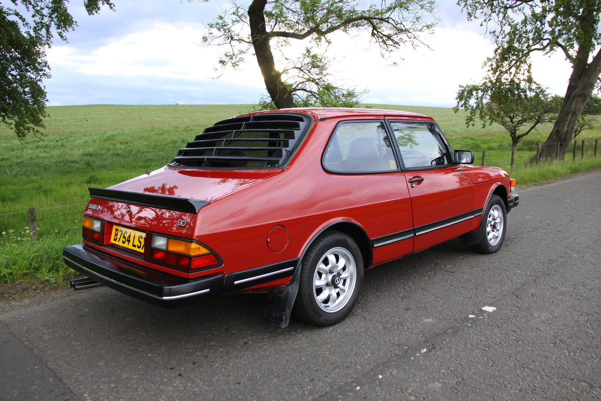 1985 Lovely Saab 90 For Sale (picture 2 of 6)