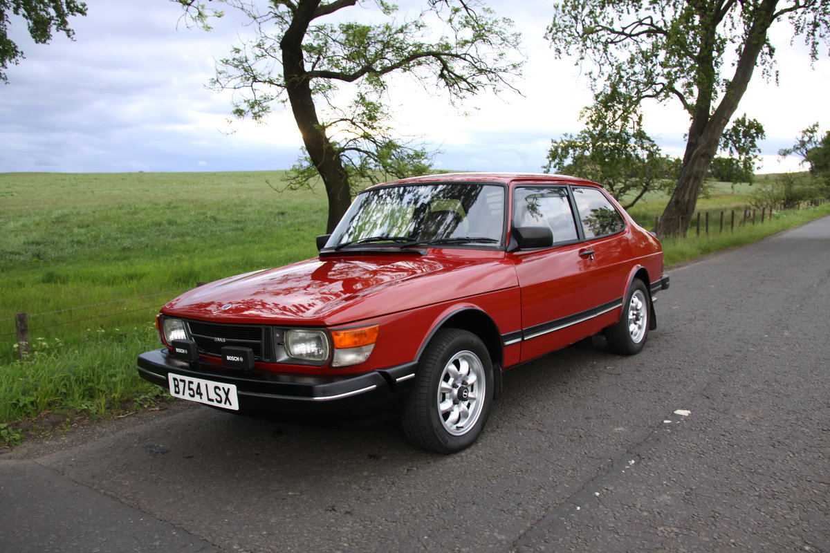 1985 Lovely Saab 90 For Sale (picture 3 of 6)