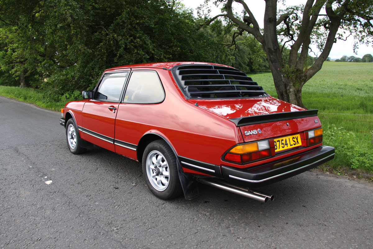 1985 Lovely Saab 90 For Sale (picture 4 of 6)