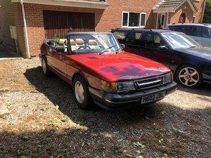 1990 Saab 900T16