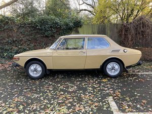 1972 Saab 99 - Beautiful condition and low mileage