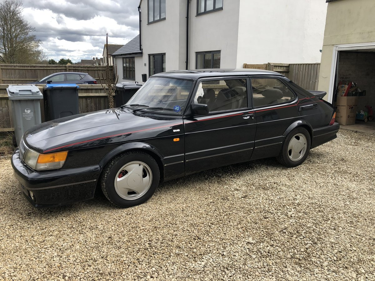 1992 Saab 900 Carlsson SOLD (picture 1 of 6)