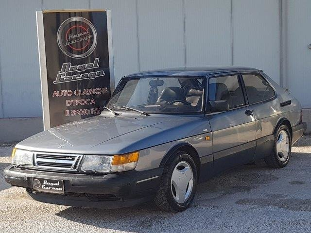 1991 saab 900 turbo s 16v areo 179CV For Sale (picture 1 of 6)