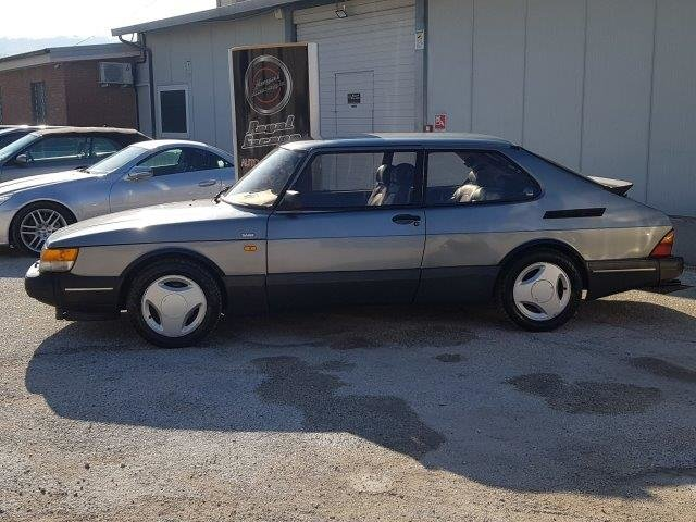 1991 saab 900 turbo s 16v areo 179CV For Sale (picture 2 of 6)
