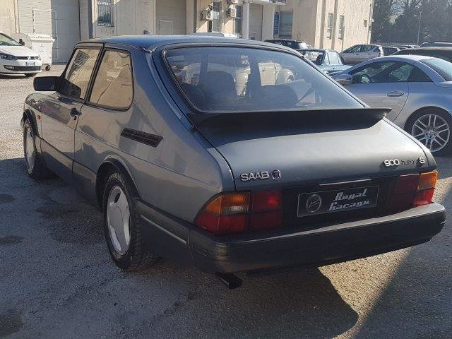1991 saab 900 turbo s 16v areo 179CV For Sale (picture 3 of 6)