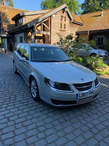 Saab 95 Aero Estate 2.3 Turbo petrol