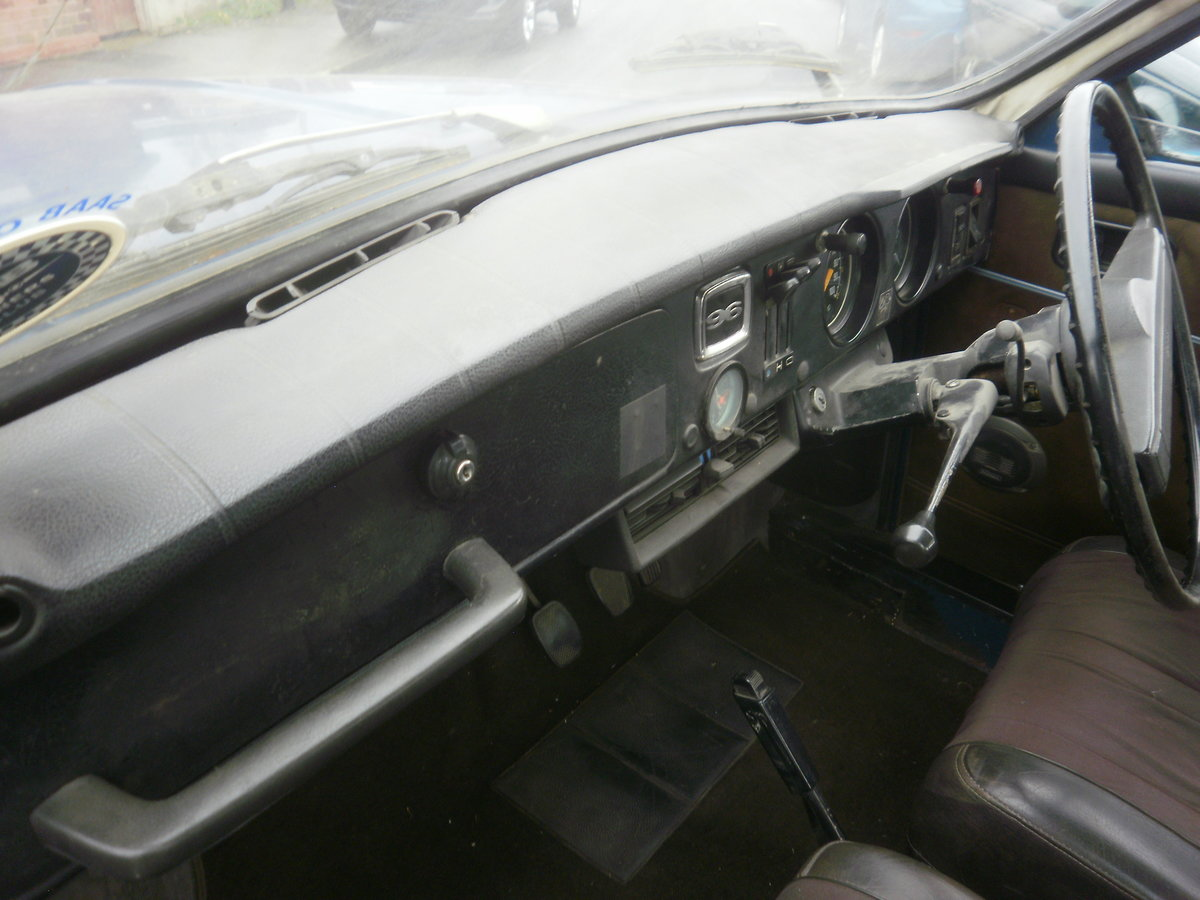 1973 Saab V4 with much work done For Sale (picture 2 of 6)