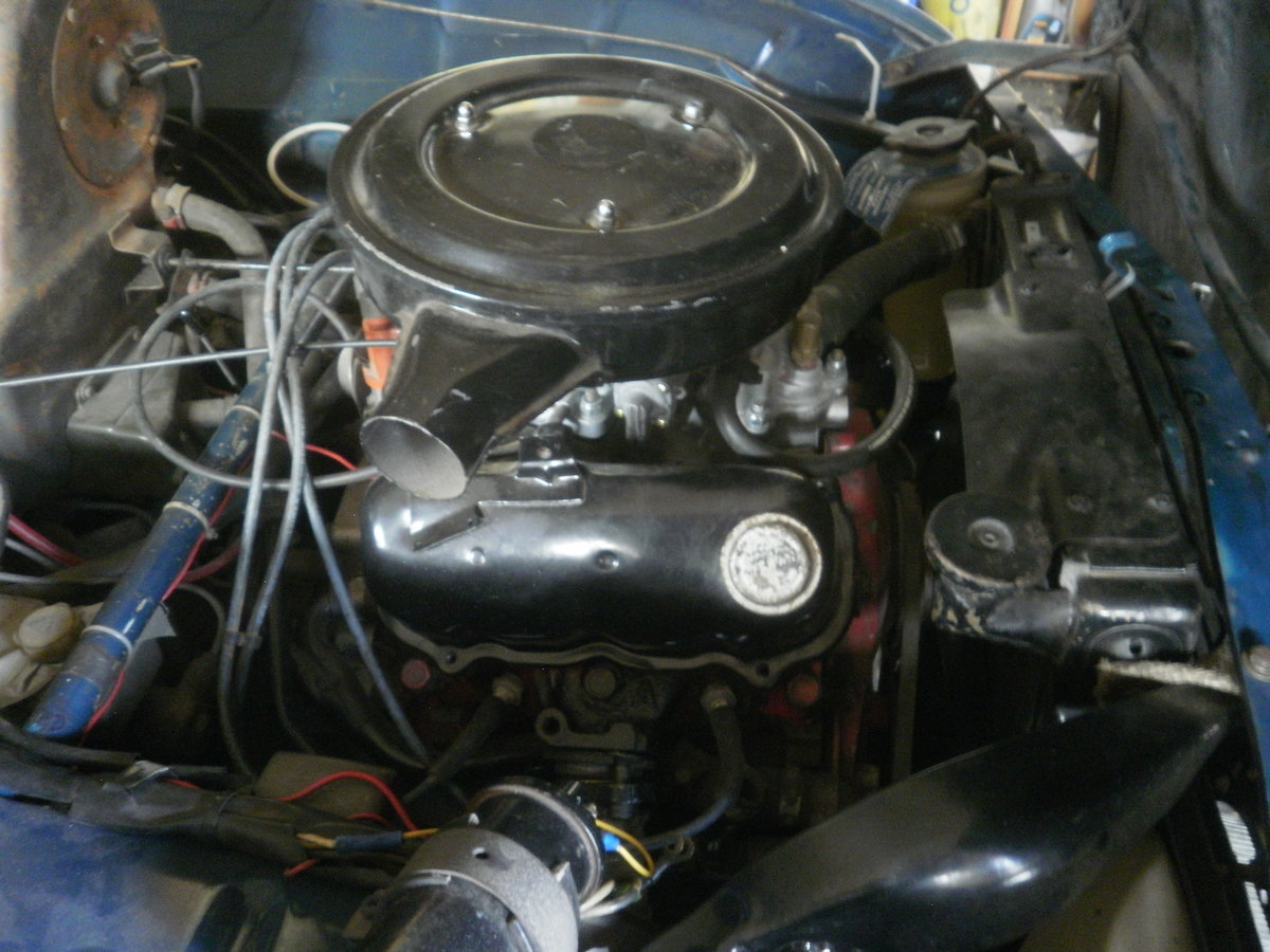 1973 Saab V4 with much work done For Sale (picture 4 of 6)
