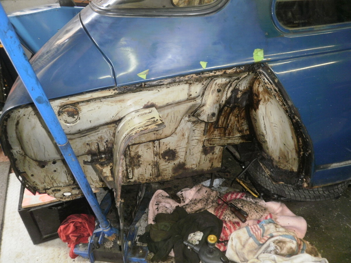 1973 Saab V4 with much work done For Sale (picture 6 of 6)