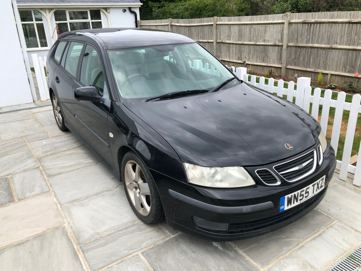 2005 SAAB 9-3 TiD Vector SportWagon 5 dr. SOLD (picture 1 of 6)