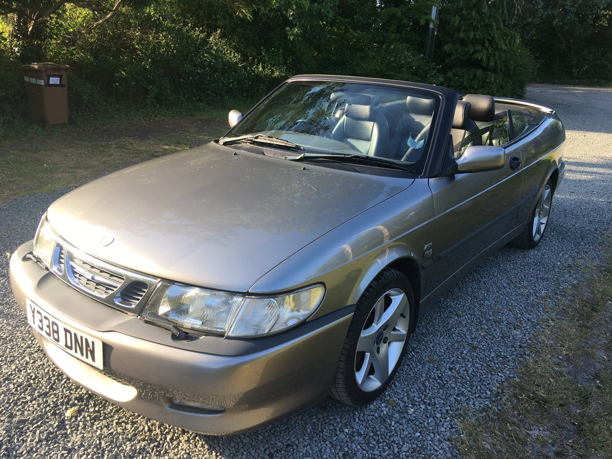 2001 Fabulous Hot Aero convertible. SOLD (picture 2 of 6)