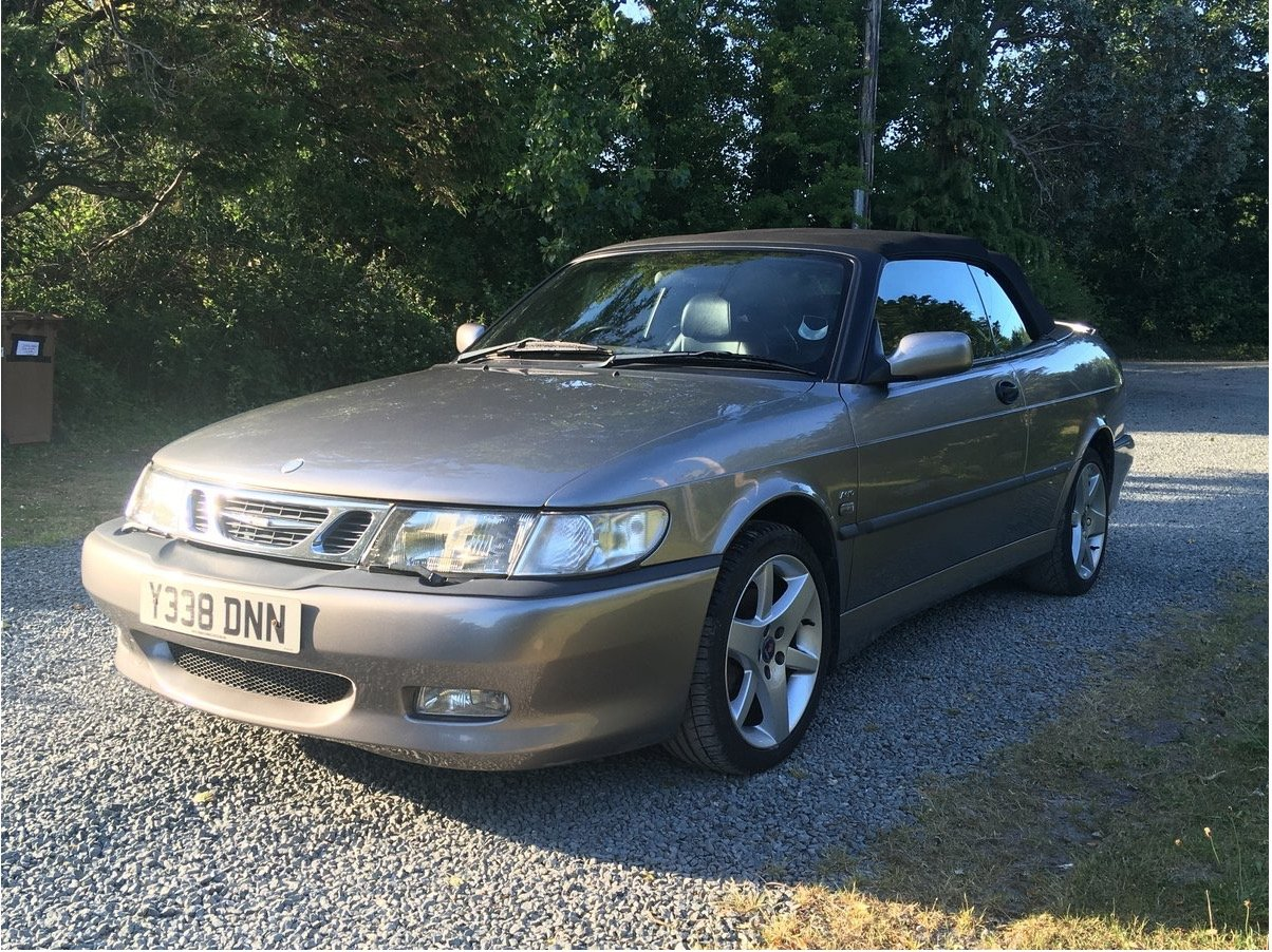 2001 Fabulous Hot Aero convertible. SOLD (picture 1 of 6)