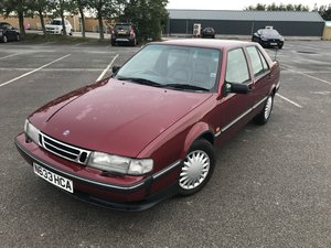 1996 N saab 9000 2.0 cd ecopower aitomatic