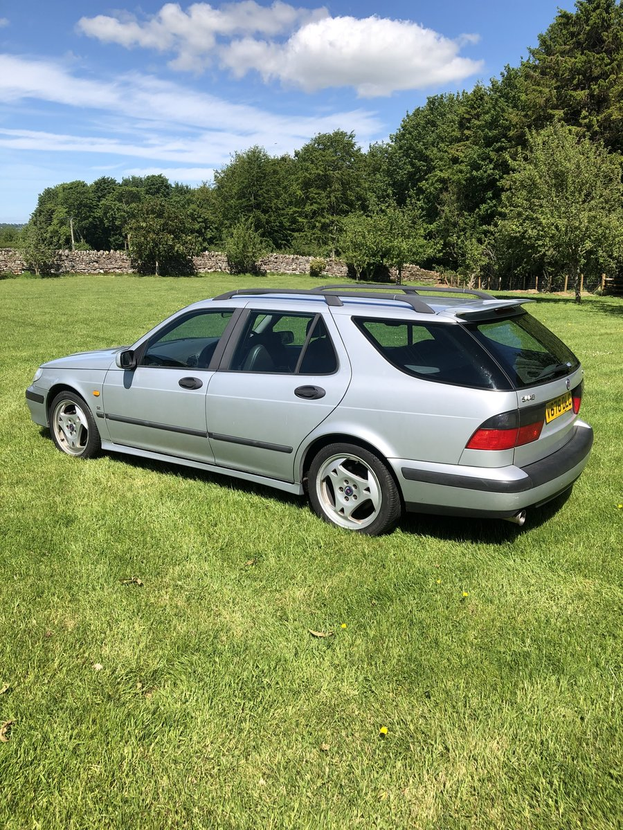 1999 Saab Griffin 3.0 V6 turbo For Sale (picture 1 of 6)