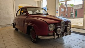 1966 Saab 96 2-door coupe