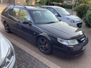 2004 400BHP Saab Aero Estate