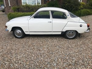 1973 Saab 96 V4 for Auction 16th-17th July SOLD by Auction